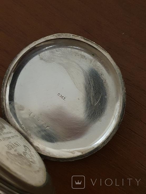 Карманные часы Invar, фото №4