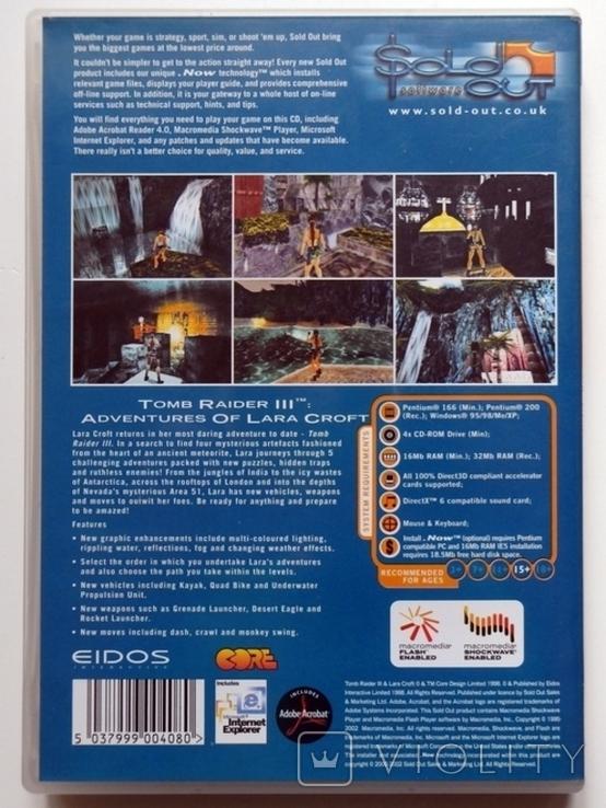 Игра Tomb Rider III, фото №4