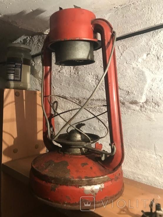 Гасовая лампа СССР, фото №3