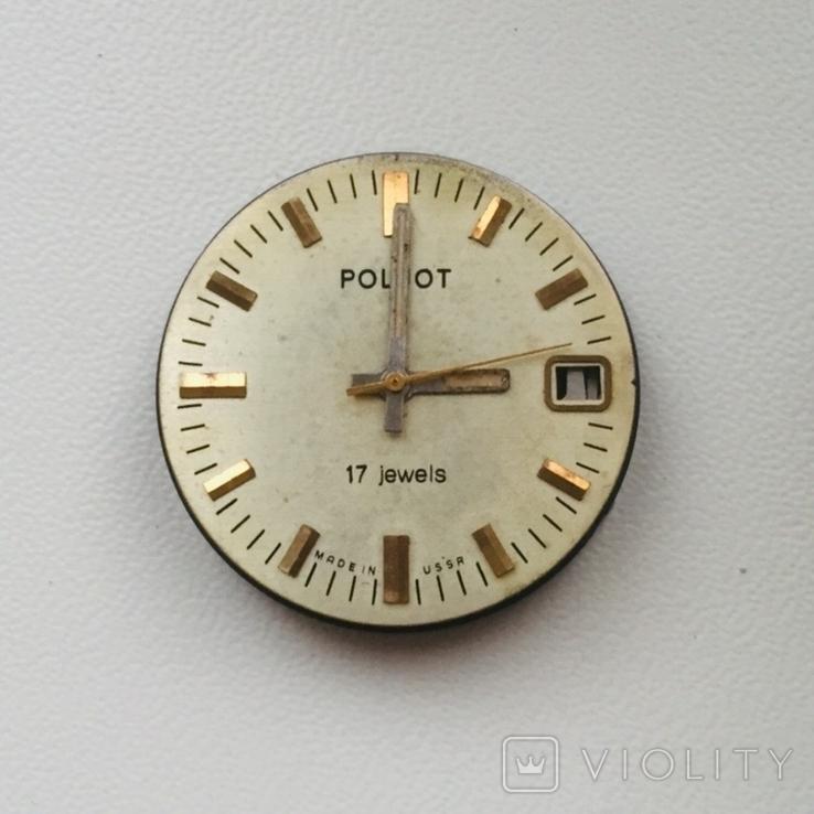 Механизм для часов Полет, фото №2