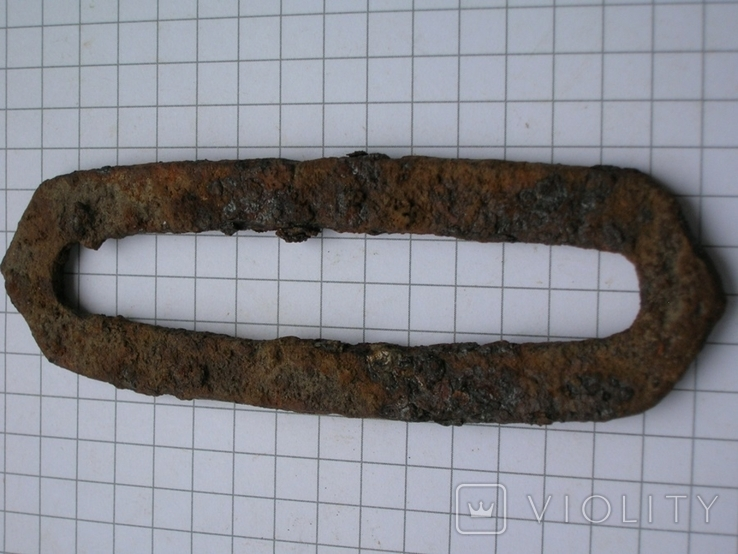 Средневековое кресало - огниво, фото №2