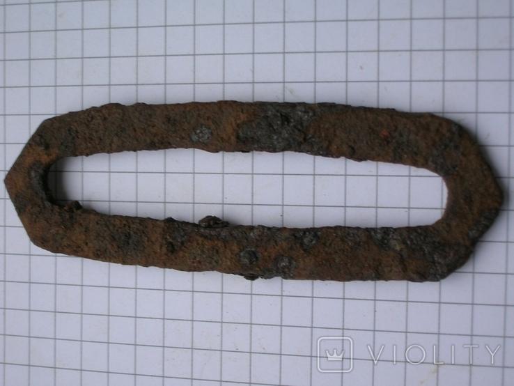 Средневековое кресало - огниво, фото №3