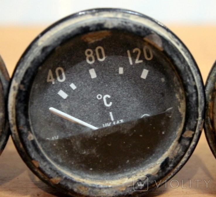 Лот датчиков с трактора времен СССР(с разборки), фото №5