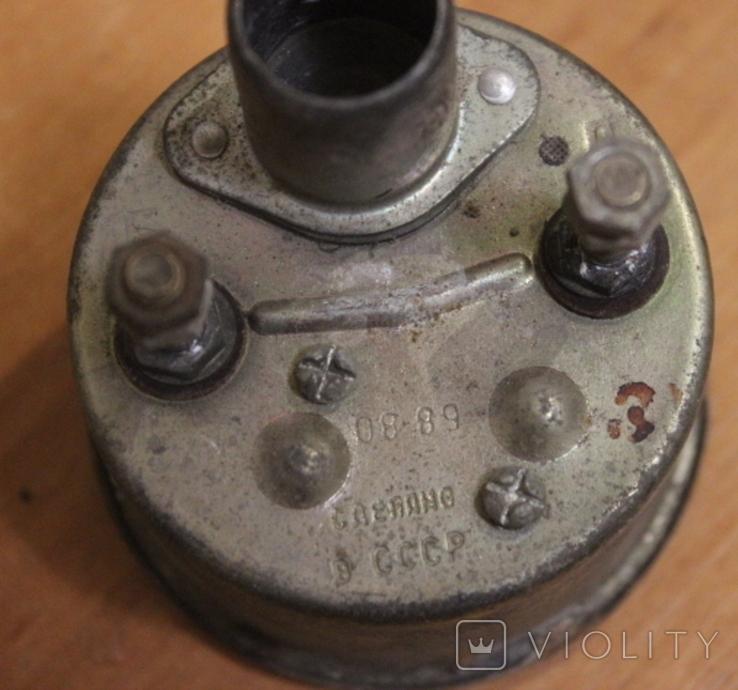 Лот датчиков с трактора времен СССР(с разборки), фото №10