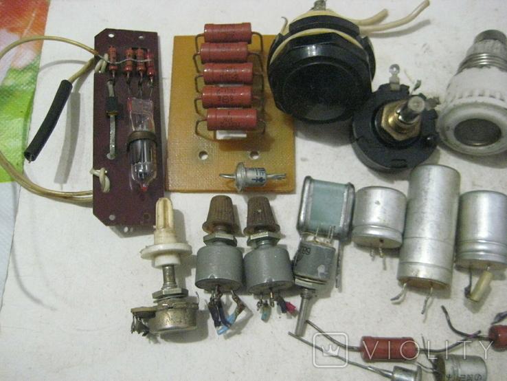 Радиодетали разные, фото №3