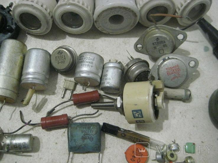 Радиодетали разные, фото №5