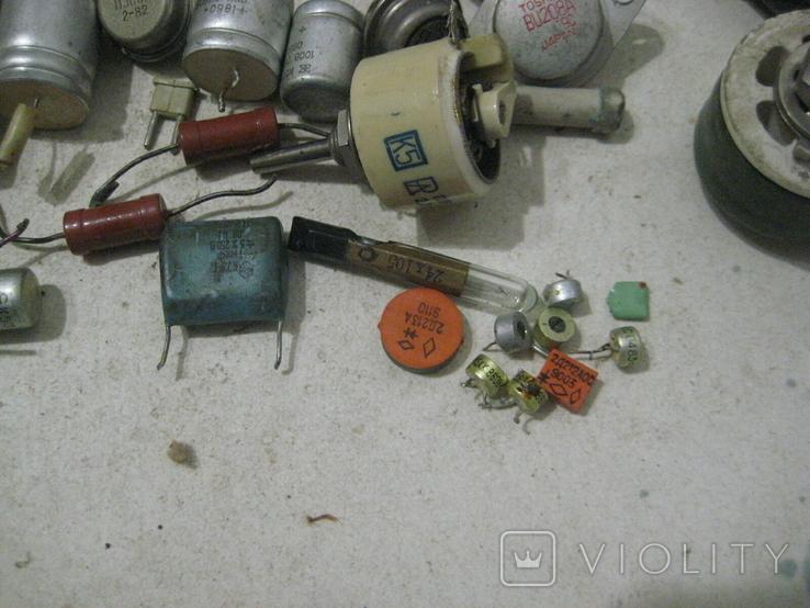 Радиодетали разные, фото №6