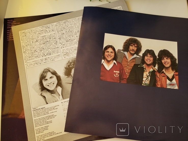 "Vinyl. Rock. ""Pablo Cruise ‎– Worlds Away"", фото №2"
