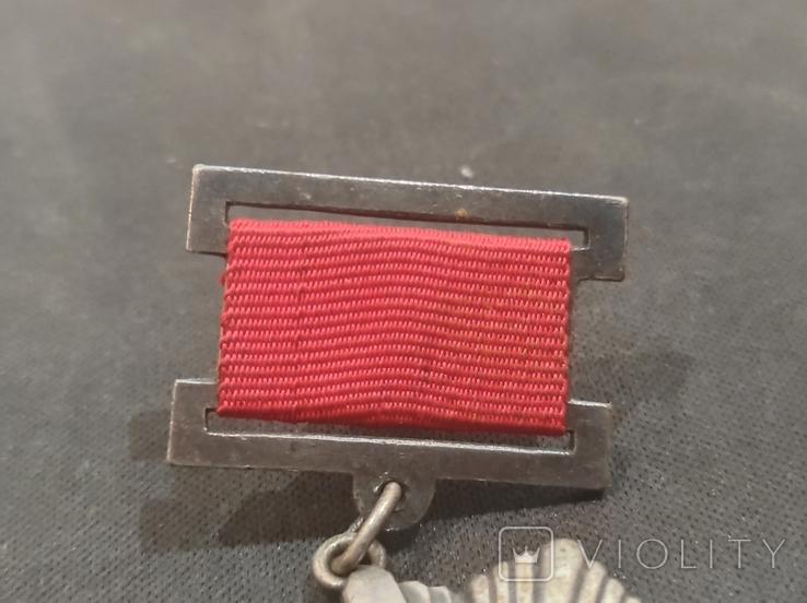 Орден Кутузова 3 степени, подвесной, копия., фото №8