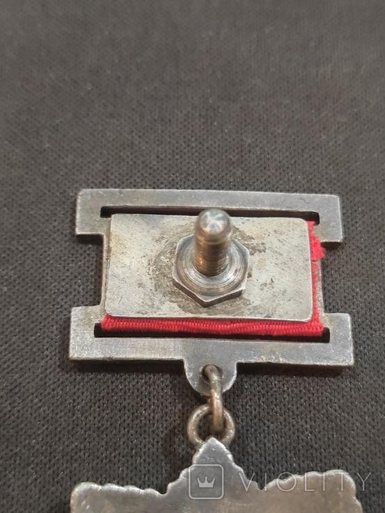 Орден Кутузова 3 степени, подвесной, копия., фото №9