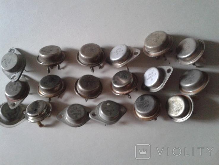Транзисторы (описание), фото №3