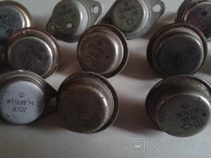 Транзисторы (описание), фото №4