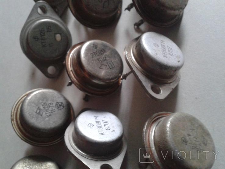 Транзисторы (описание), фото №6