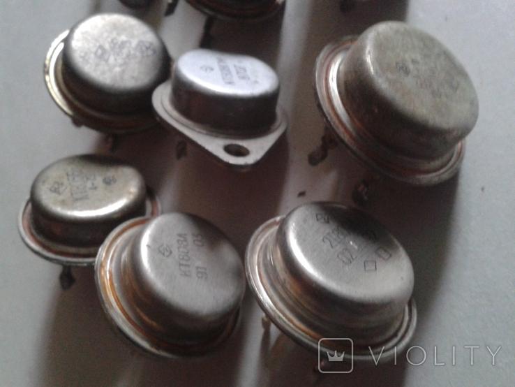 Транзисторы (описание), фото №7