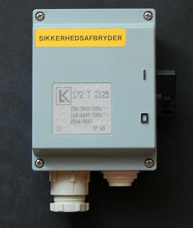 Электрокомплект влаго пыле водо защитный для гаража и дачи, фото №3