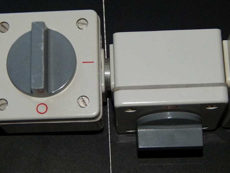 Электрокомплект влаго пыле водо защитный для гаража и дачи, фото №9