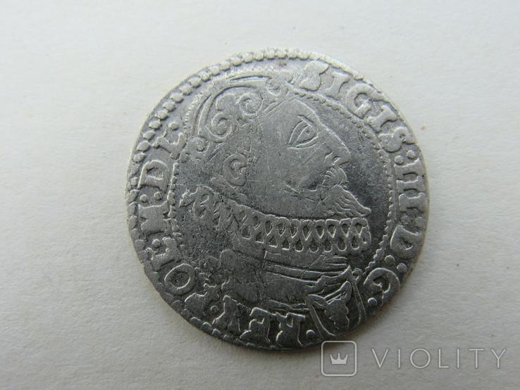 Шестак 1627г  интересный, фото №2