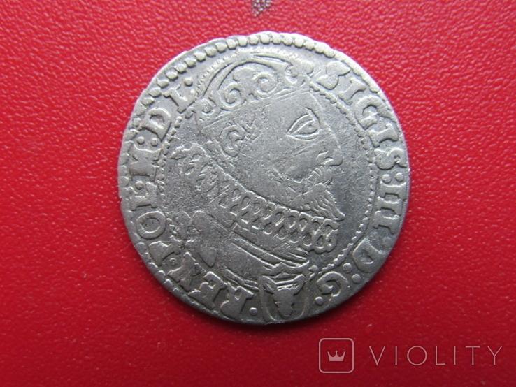 Шестак 1627г  интересный, фото №5