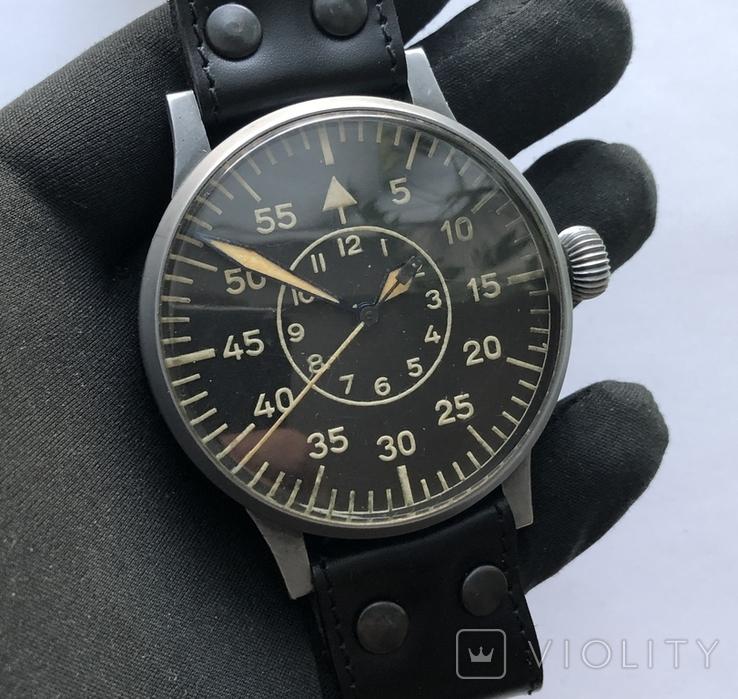 Часы Люфтваффе Laco FL B-UHR, фото №4