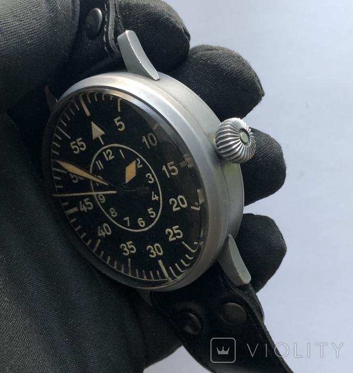 Часы Люфтваффе Laco FL B-UHR, фото №5