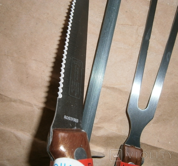 """Новый фирменный набор повара """"Bohmann"""" (Австрия), фото №8"""