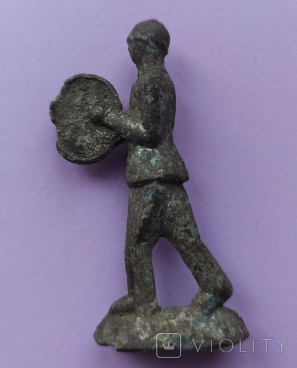 Солдатик с олова, фото №2