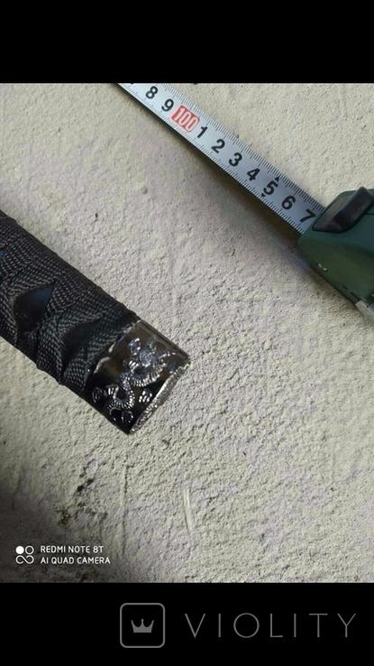 Копия японского меча катана, фото №6
