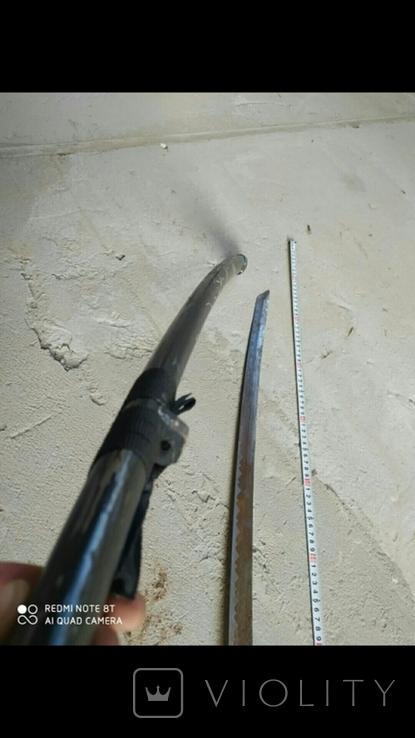 Копия японского меча катана, фото №12