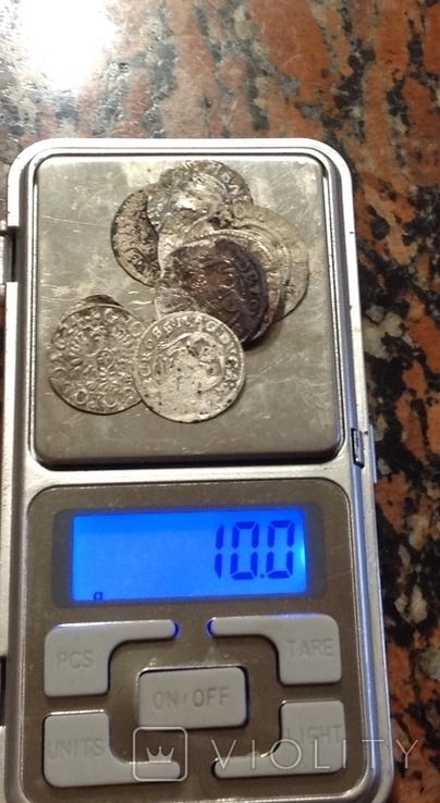 Уставші монети середньовіччя, фото №5
