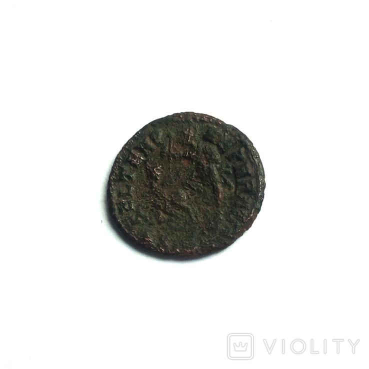 Юлиан ІІ Отступник - Солдат поражающий всадника ( 355 - 363 ) Siscia, фото №3