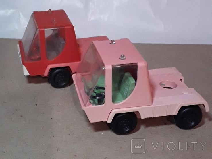 Машинки СССР 2 шт.,одним лотом, фото №2