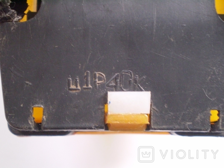 Автобус СССР игрушка цена и клеймо большой автобус, фото №9