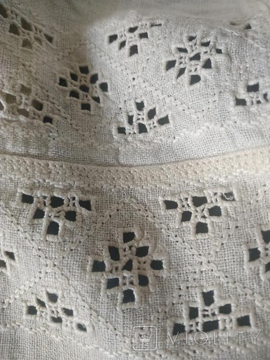 Старинная сорочка вышиванка. Сорочка вишита весільна., фото №4