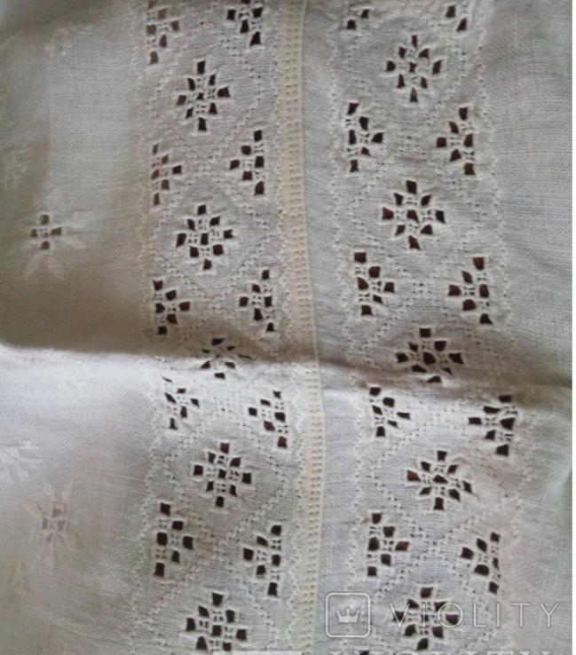 Старинная сорочка вышиванка. Сорочка вишита весільна., фото №6