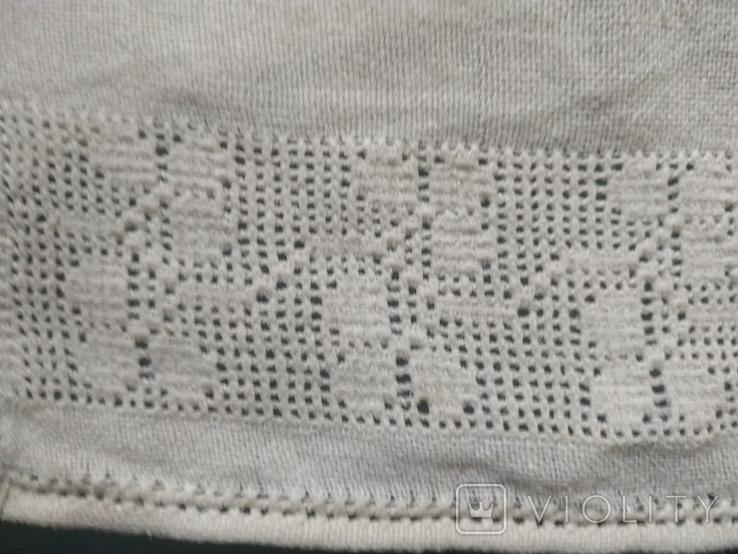 Старинная сорочка вышиванка. Сорочка вишита весільна., фото №7
