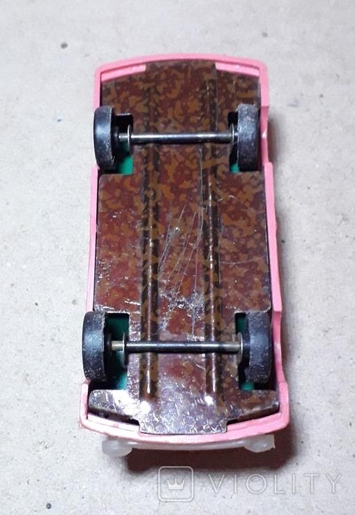 Машинка Жигули из СССР длина 9 см., фото №3