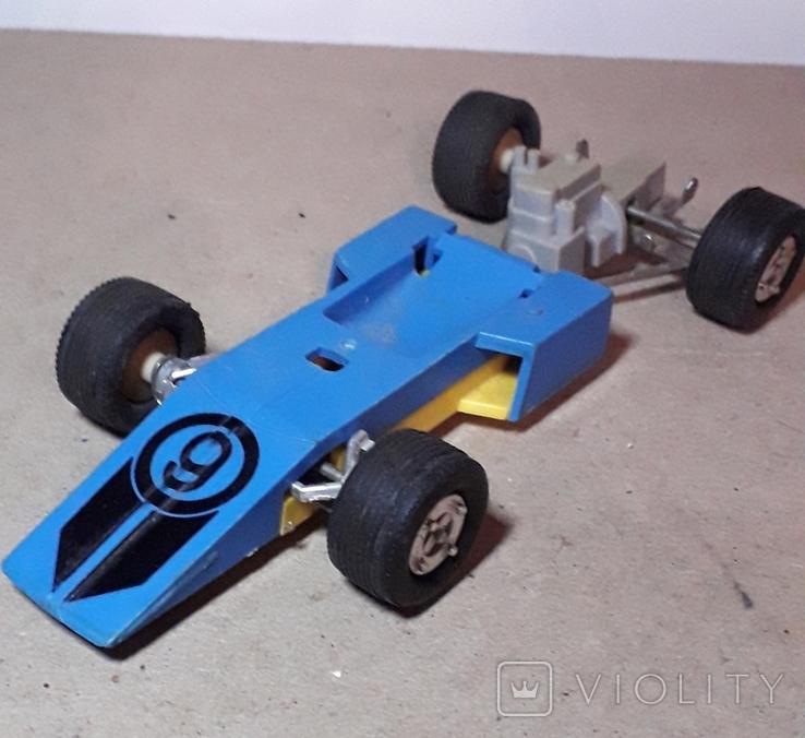 Машина, автомобиль гоночный СССР , клеймо знак качества , на реставрацию, фото №3