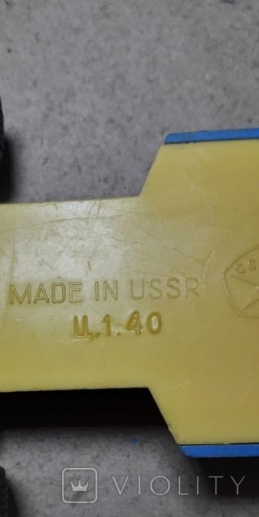 Машина, автомобиль гоночный СССР , клеймо знак качества , на реставрацию, фото №6