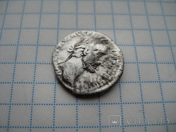 Денарий, Антоний Пий, фото №7