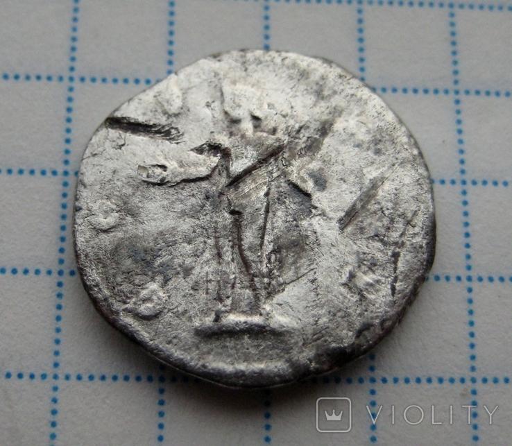 Денарий, Антоний Пий, фото №8