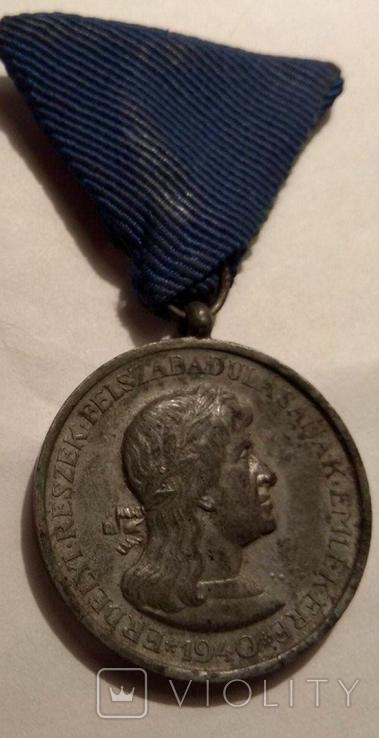 """Медаль """"Польща"""", фото №2"""