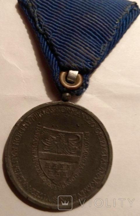"""Медаль """"Польща"""", фото №4"""