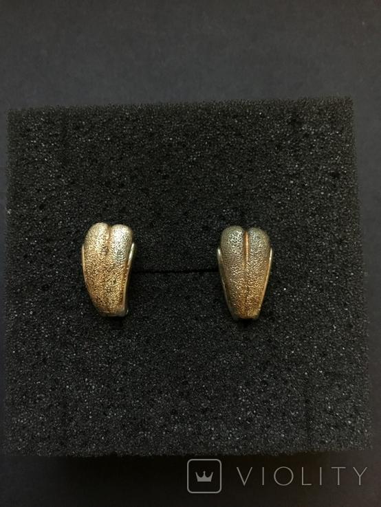 Женские сережки, фото №2