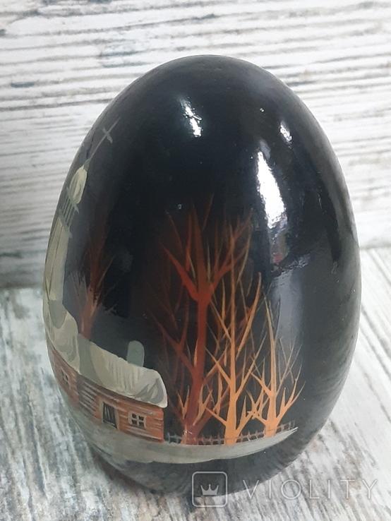 Яйце. Ручна розпись, фото №8