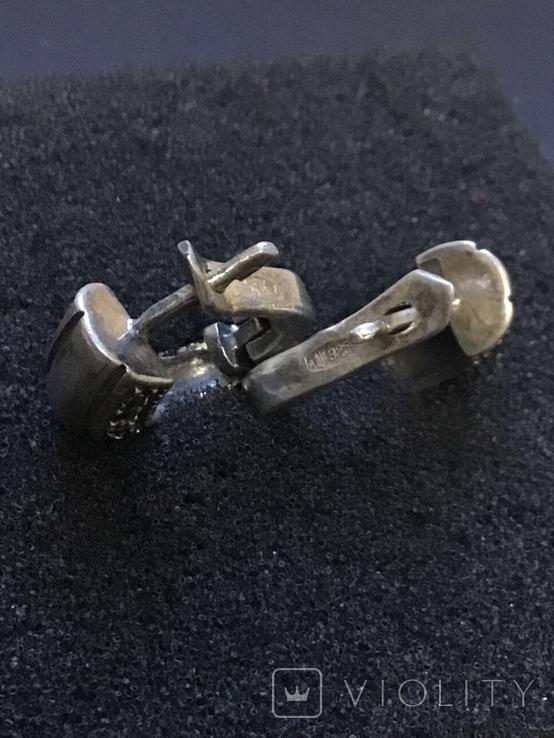 Женские сережки, фото №4
