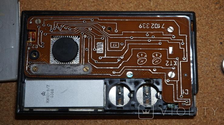 Самый маленький советский калькулятор Электроника Б3-38., фото №8