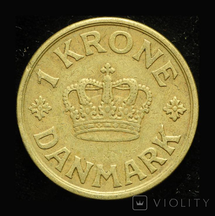 Дания крона 1926, фото №2
