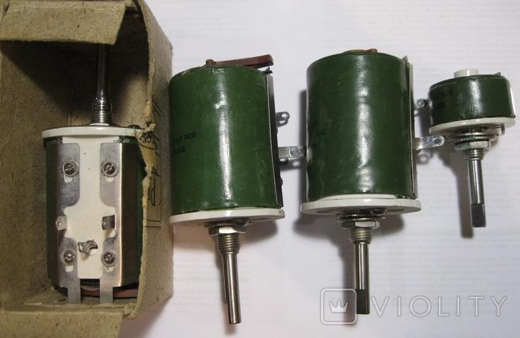 Резисторы СП5/ППБ