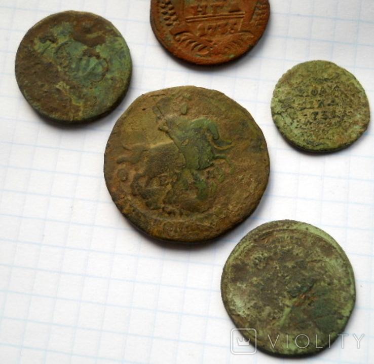 2 копейки 1778 год + бонус, фото №2