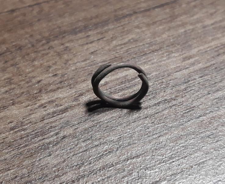 Пром звено медь круглое 1 шт. Копия., фото №5